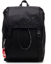 Golden Goose Deluxe Brand Black Backpack