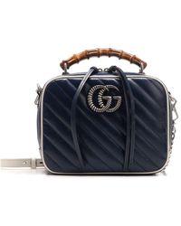 Gucci - GG Marmont 2.0 Shoulder Bag - Lyst