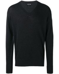 Tom Ford Cachemire Sweater - Gray
