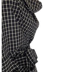"""Vivienne Westwood """"cliff"""" Asymmetrical Dress - Black"""