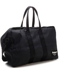 Alexander McQueen Large Duffle Bag - Black