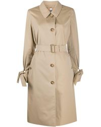 Burberry - Trench A 3/4 - Lyst