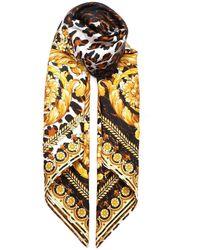 "Versace Foulard ""wild Barocco"" - Yellow"