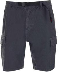 Gramicci Ripstop Cargo Shorts - Blue