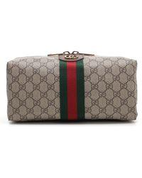 Gucci Porta cosmetici Ophidia GG - Neutro