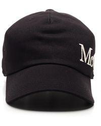 Alexander McQueen Cappello Da Baseball - Black