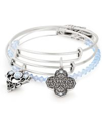 ALEX AND ANI - Harry Potter Expecto Patronum Set Of 3 - Lyst