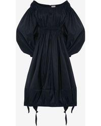Alexander McQueen - Off-the-shoulder Dress - Lyst