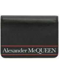 Alexander McQueen Business Cardholder - ブラック