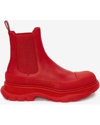 Alexander McQueen - Tread Slick Boot - Lyst