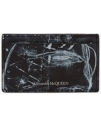 Alexander McQueen - Porta Carte John Deakin - Lyst