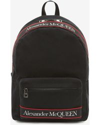 Alexander McQueen Metropolitan Selvedge Backpack - ブラック