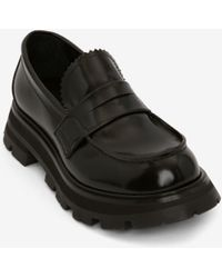 Alexander McQueen Wander Loafer - ブラック
