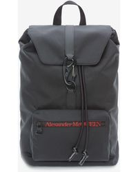 Alexander McQueen Urban Backpack - ブラック