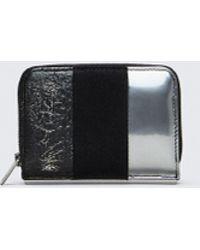 Alexander Wang - Dime Compact Zip Wallet - Lyst