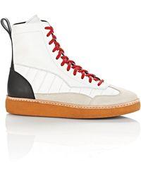 Alexander Wang - Eden High Top Sneakers - Lyst