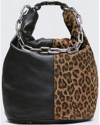 Alexander Wang - Leopard Attica Dry Sack - Lyst