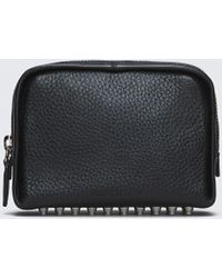 Alexander Wang - Black Fumo Cosmetic Pouch - Lyst