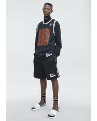 Alexander Wang - Jersey Sport Shorts - Lyst