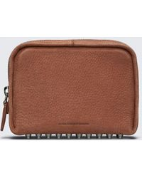 Alexander Wang - Terracotta Fumo Cosmetic Pouch - Lyst