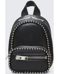 Alexander Wang - Ballchain Attica Mini Backpack - Lyst