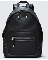 1393a0dd0c65 Alexander Wang - Berkeley Backpack In Soft Pebbled Black With Rhodium - Lyst