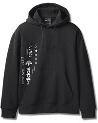 Alexander Wang - Adidas Originals By Aw Graphic Hoodie - Lyst