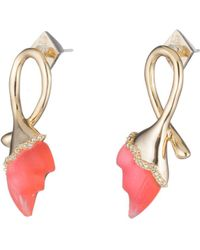 Alexis Bittar - Abstract Tulip Post Earring - Lyst