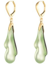 Alexis Bittar - Abstract Lever Back Earring - Lyst