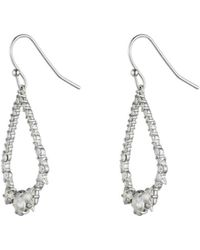 Alexis Bittar | Crystal Encrusted Spiked Tear Earring You Might Also Like | Lyst