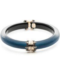 Alexis Bittar - Capped Hinge Bracelet - Lyst