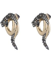Alexis Bittar | Coiled Snake Post Earring You Might Also Like | Lyst