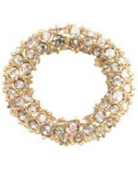 Alexis Bittar - Gold Tone Pave Ring Slide You Might Also Like - Lyst