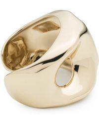 Alexis Bittar | Liquid Gold Organic Cuff Bracelet You Might Also Like | Lyst