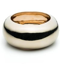 Alexis Bittar - Large Liquid Metal Dome Bangle You Might Also Like - Lyst