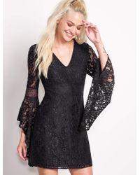 979a40c631 Free People Fete Sweater Dress - Lyst