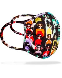 Alice + Olivia Protective Face Mask - Multicolour
