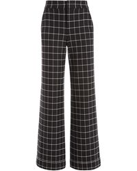 Alice + Olivia - Dylan High Waisted Pant - Lyst