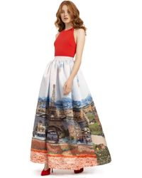 Alice + Olivia - Tina Long Paris Ball Gown Skirt - Lyst