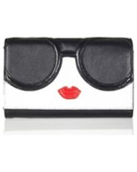 Alice + Olivia - Staceface Wallet With Chain - Lyst