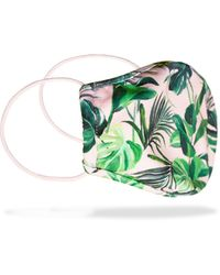 Alice + Olivia Protective Face Mask - Green