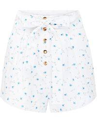 Alice McCALL Limonata Shorts - Blue