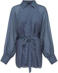 Alice McCALL Last Song Playsuit - Blue