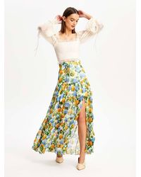 Alice McCALL By Your Side Skirt - Blue