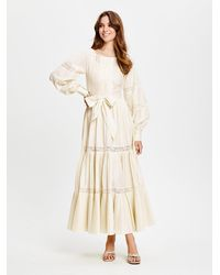 Alice McCALL Blissful Maxi Dress - Natural