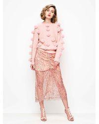 Alice McCALL Little L Jumper - Pink