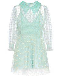 Alice McCALL Stardust Mini Dress - Blue
