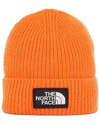 The North Face - Logo Beanie - Lyst