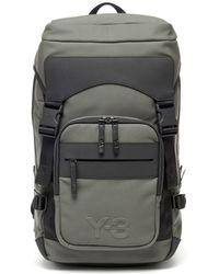 Y-3 Ultratech Backpack in Black for Men - Lyst dd4ae302ff