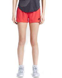 ae4787738e00 Lyst - adidas Originals Bonded Linen Shorts - Made for Men